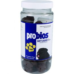 Vets Plus Probios Med-large Dogs Probios Soft Dog Chews 240 Gram