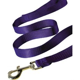Hamilton Hot Purple Single Thick Nylon Lead 1 In X 6 Ft