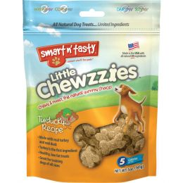 Emerald Pet Turducky Emerald Pet Little Chewzzies Dog Treats 5 Oz