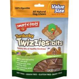 Emerald Pet Turducky Emerald Pet Turducky Twizzies Bits 10 Oz