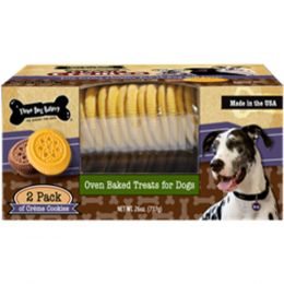 Three Dog Bakery Carobpbvan Classic Cremes Variety Pack 26 Oz.