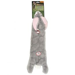 Ethical Assorted Skinneeez Multi Squeaker Rabbit 20 Inch