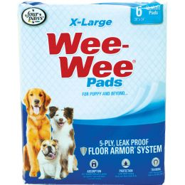 Four Paws Wee Wee Pads Xlarge/40 Pk