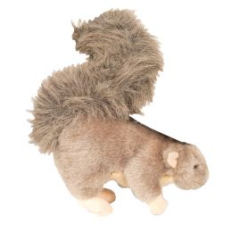 Ethical Woodland Collection Squirrel Dog Toy Large/10 Inch