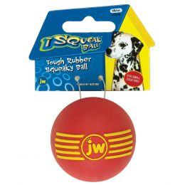 JW Assorted Isqueak Ball Small
