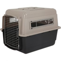 Petmate Taupe/black Ultra Vari Kennel 28 In
