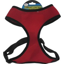 Four Paws Red Comfort Control Dog Harness Extra Small