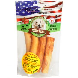 Best Buy Bones Natures Own Moo Tails Dog Chew 6 Piece