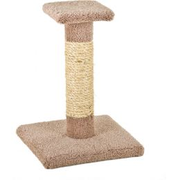 Ware Natural Kitty Cactus With Sisal 13 X 13 X 18 In