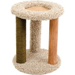 Ware Natural Kitty Carpet Playground-n-lounge 16x16x20 Inch