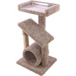 Ware Natural City Bistro Cat Furniture 20wx22dx40h