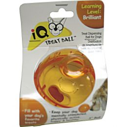 Ourpets Assorted Iq Ball 3 Inch