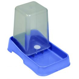 Van Ness Plastic Molding Blue Automatic Waterer Medium/6l Cap