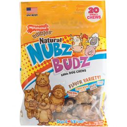 Tfh Publications/nylabone Nubz Budz Variety Small/12 Pack