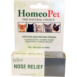 Homeopet Homeopet Feline Nose Relief 15 Ml