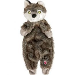 Ethical Grey Plush Furzz Wolf 20in