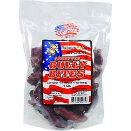 Best Buy Bones Natures Own Assorted Bully Bites Dog Chew 1 Lb