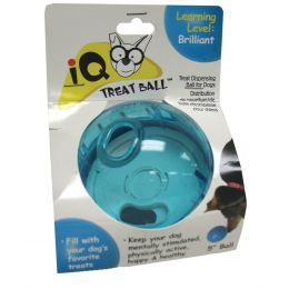 Ourpets Assorted Iq Ball 5 Inch