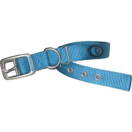 Hamilton Ocean Double Thick Nylon Dog Collar 1x24 In