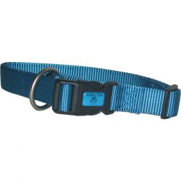 Hamilton Ocean Adjustable Dog Collar 5/8 X 12-18 In