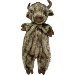 Ethical Brown Plush Furzz Buffalo 20in