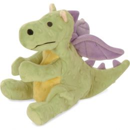 Quaker Pet Group Lime Dragons Dog Toy Large