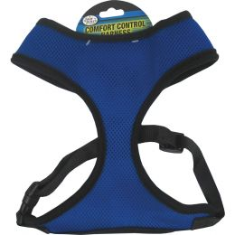 Four Paws Blue Comfort Control Dog Harness Extra Large