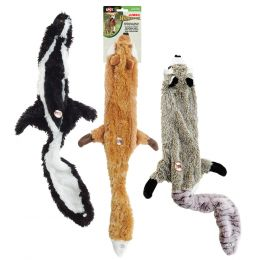 Ethical Multi-colored Jumbo Skinneeez Assorted Dog Toy 36 In